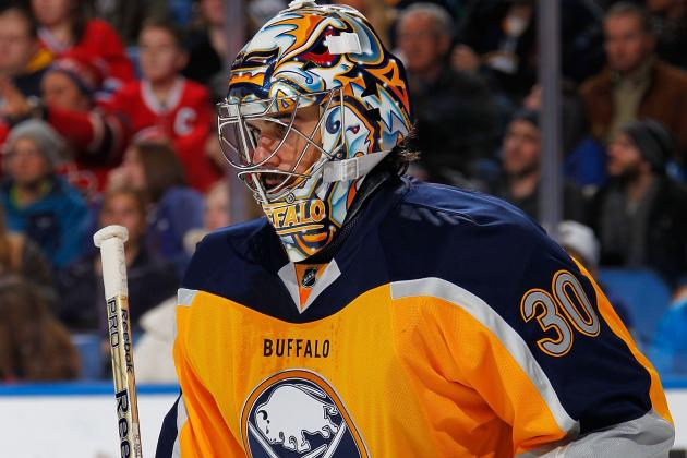 Sabres' Miller Is Comparable to Lundqvist