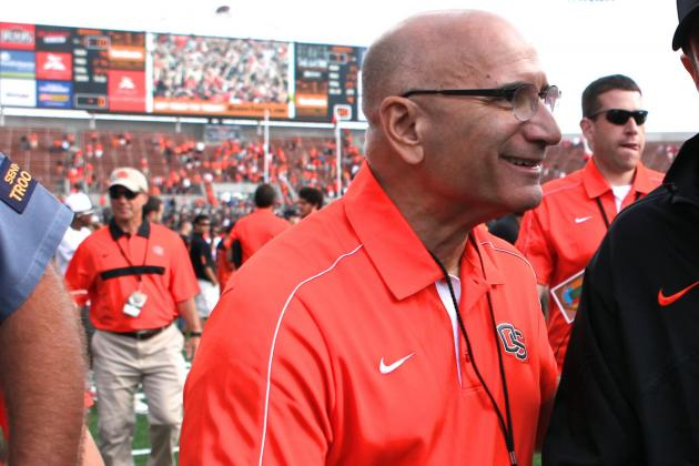 Oregon State AD Says WSU Will Get the Nod Ahead of the Beavs
