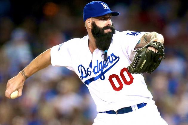 Brian Wilson Officially Signs 1-Year, $10 Million Deal with Los Angeles Dodgers