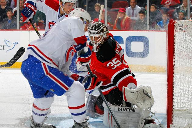 Devils Can't Protect Lead in Shootout Loss to Habs
