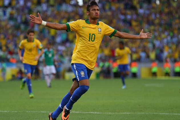 Brazil World Cup 2014: Stars Who Will Shine Under Global Spotlight