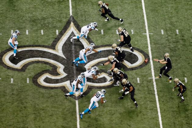 Carolina Panthers vs. New Orleans Saints: Breaking Down Saints' Game Plan