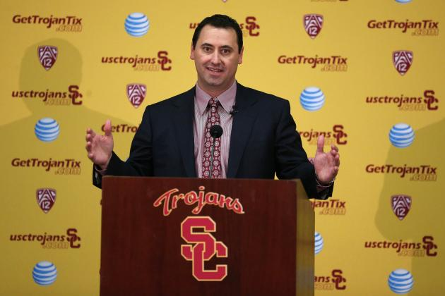 USC's New Head Coach Steve Sarkisian Discusses Plans for Trojans in Live Chat
