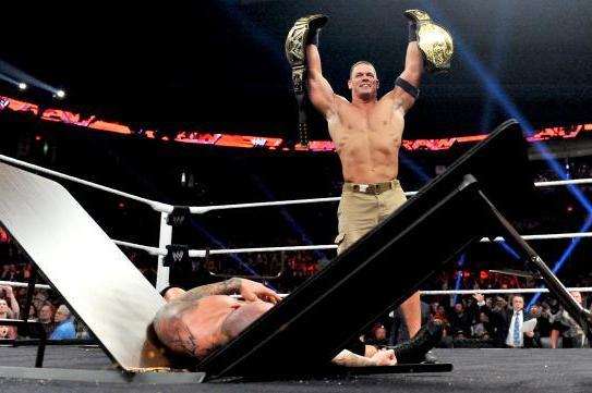 TLC, Randy Orton, John Cena and Latest WWE News and Rumors from Ring Rust Radio