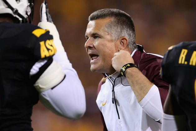Sun Devils Take on Underdog Role Against Stanford