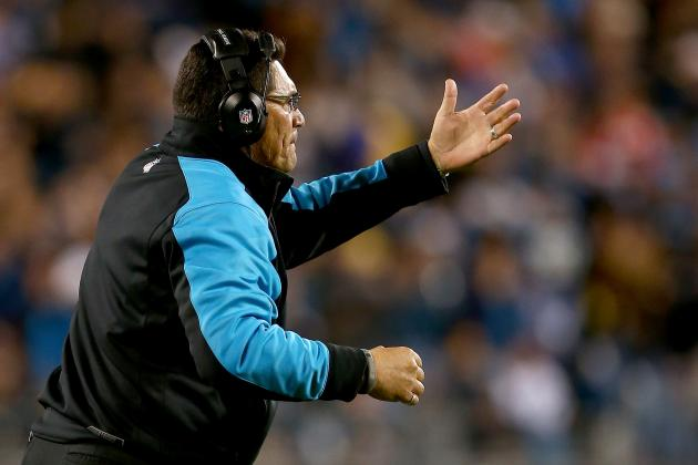 Riverboat Ron Rivera's Big Gamble Saved His Job and Made Carolina a Contender
