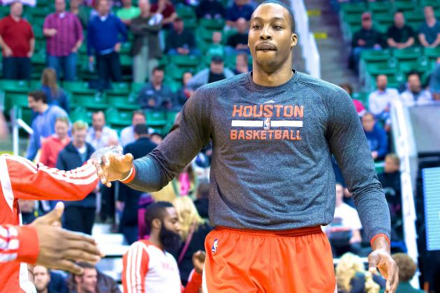 Dwight Howard Blasts Houston Rockets, Calls Effort 'Piss-Poor'