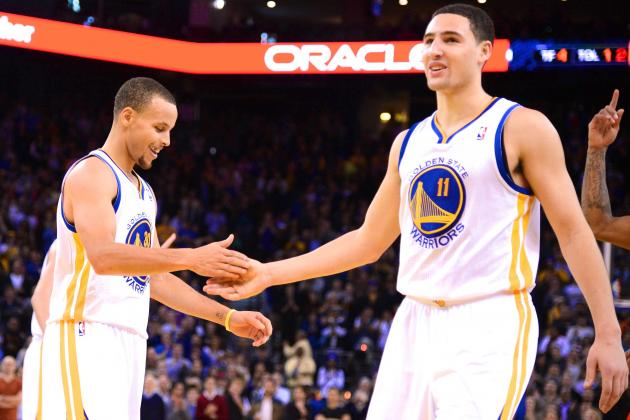 Are Klay Thompson and Stephen Curry Really the Greatest Shooting Backcourt Ever?
