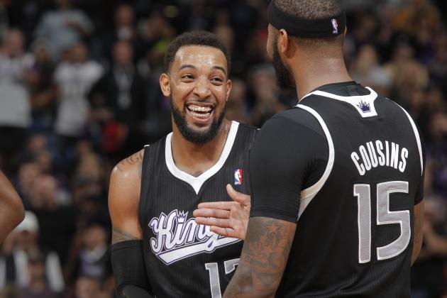Are DeMarcus Cousins, Derrick Williams NBA's Greatest Risk-Reward Duo?