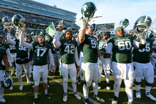 Michigan State Still Rose Bowl-Bound Even with Big Ten Title Game Loss?