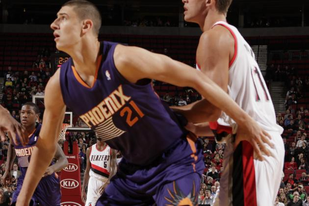 How Will We Know If Phoenix Suns' Rookie Alex Len Is a Bust?
