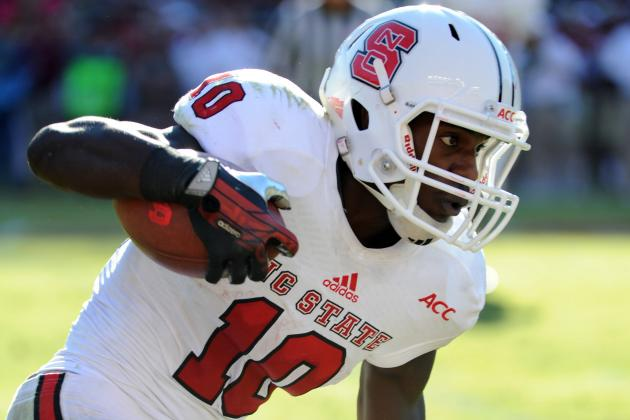 NC State RB Shadrach Thornton Named as Suspect in Sexual Battery Case