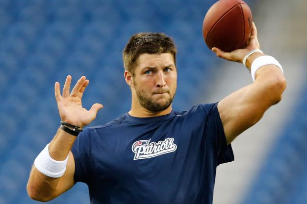 Tim Tebow Must Accept Italian League Team's Offer If He's Serious About Being QB