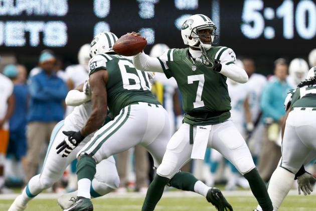 Why Geno Smith Should Take Every Snap for the Jets for the Rest of the Season