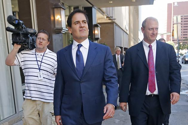 Mark Cuban Says He's Glad Mavericks Not 'Stuck' Like Brooklyn Nets
