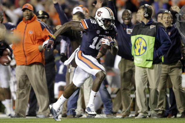 Dissecting the Drive That Made Chris Davis' Iron Bowl Miracle Possible