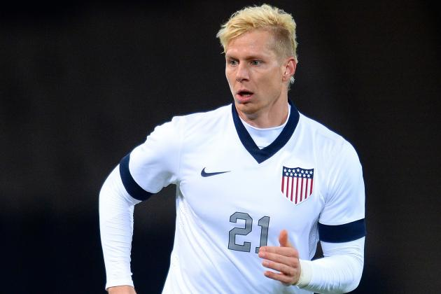 Why USA Must Give Brek Shea More Time Before Giving Up