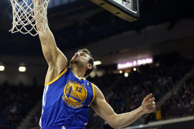 Golden State Warriors Can Hit Back with Healthy Andrew Bogut
