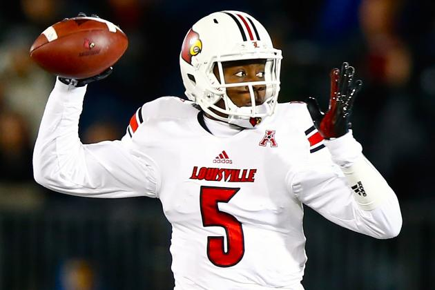 Louisville vs. Cincinnati: Live Score and Highlights