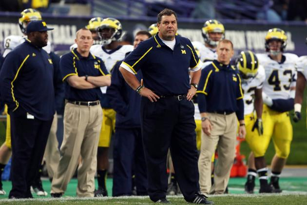 Michigan Football: Will Brady Hoke's Loyalty to Assistants Be His Downfall?
