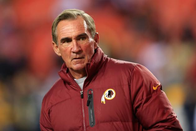 Washington Redskins' Bright Future Doesn't Include Mike Shanahan and Co.