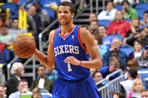 Michael Carter-Williams Injury: Updates on 76ers PG's Knee and Return
