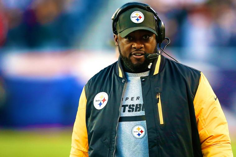 Steelers Shouldn't Worry About Losing Draft Pick in Tomlin Controversy