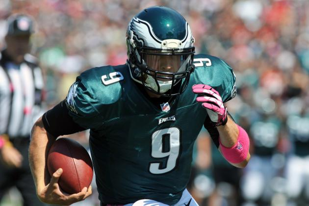 Philadelphia Eagles Don't Need NFC East Crown to Earn Playoff Berth