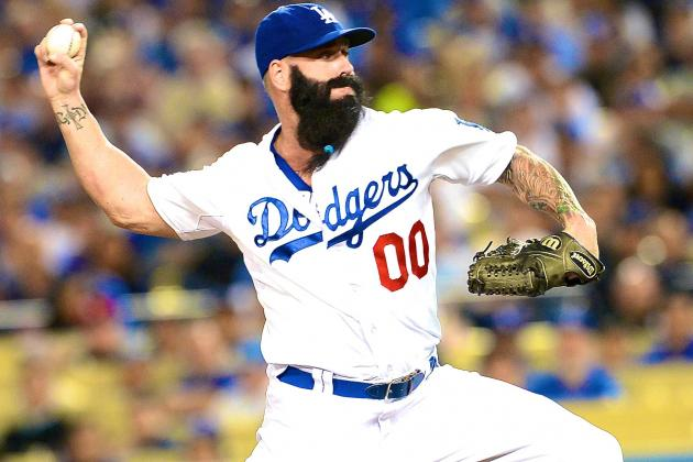 Brian Wilson's Dodgers Deal a Perfect Platform for Earning Big Closer's Payday