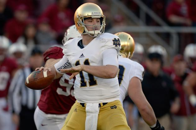 Notre Dame Football: Was Tommy Rees' Career Doomed from the Start?