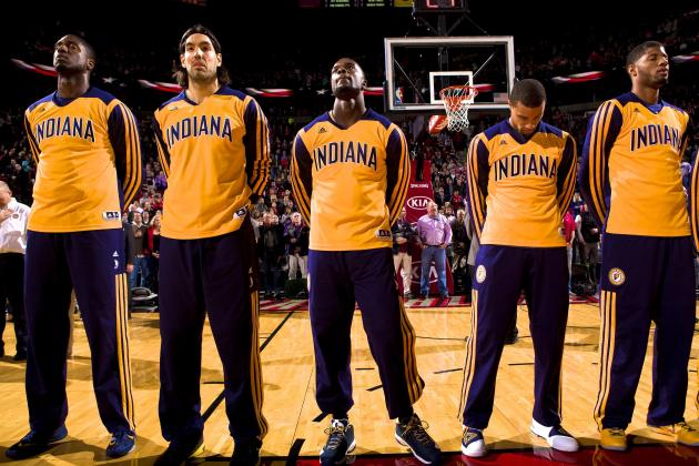 Indiana Pacers' Plane Is Grounded, Bus Breaks Down and More on Insane Travel Day