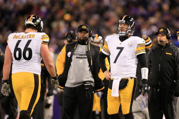 What the Steelers Must Do to Shed Distractions, Finish Season on Strong Note