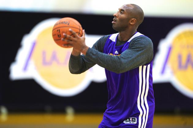 Kobe Bryant: I Didn't Want to Be 'Taken Advantage Of' in Contract Extension