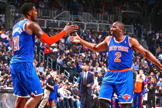 New York Knicks vs. Brooklyn Nets: Postgame Grades and Analysis