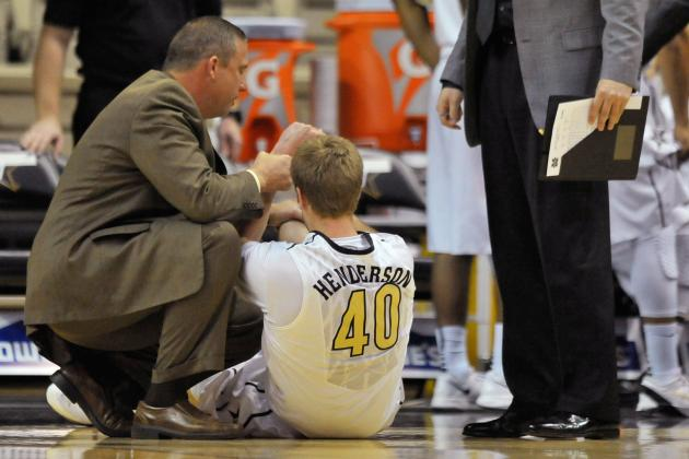 Stallings: Henderson Suffered Torn ACL, MCL
