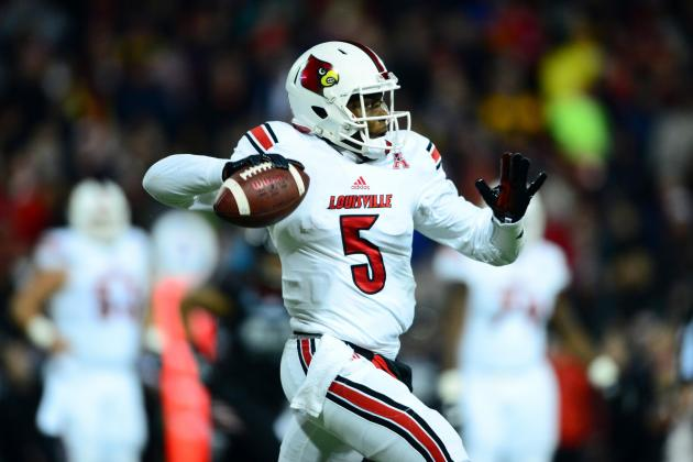 Louisville vs. Cincinnati: Score, Grades and Analysis