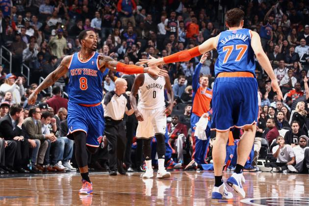 Best Tweets from New York Knicks' Showdown with Brooklyn Nets