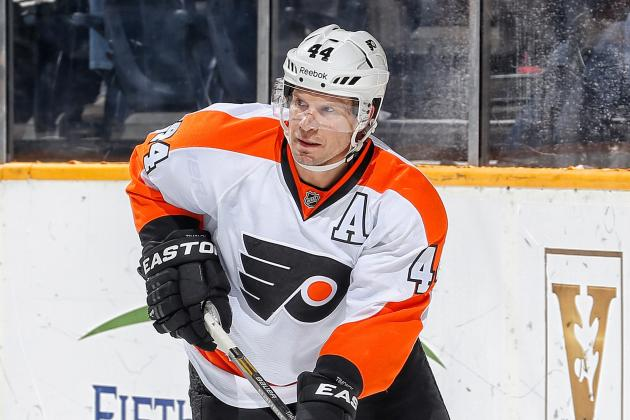 Why Is Philadelphia Flyers' Blue Line Failing to Produce Points?