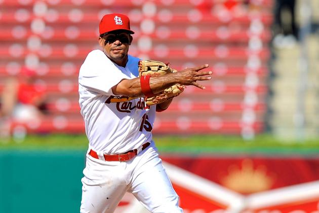 Rafael Furcal Reportedly Signs 1-Year Deal with Miami Marlins