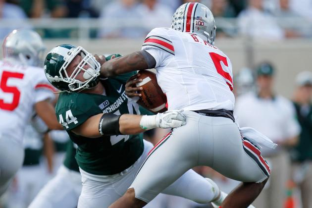 Ohio State Football: Buckeyes Gearing Up for Tough Michigan State Defense