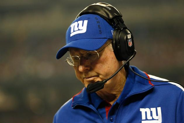 An Evaluation of the New York Giants Offensive Coaching Staff