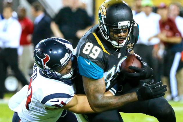 Texans vs. Jaguars: Score, Grades and Analysis