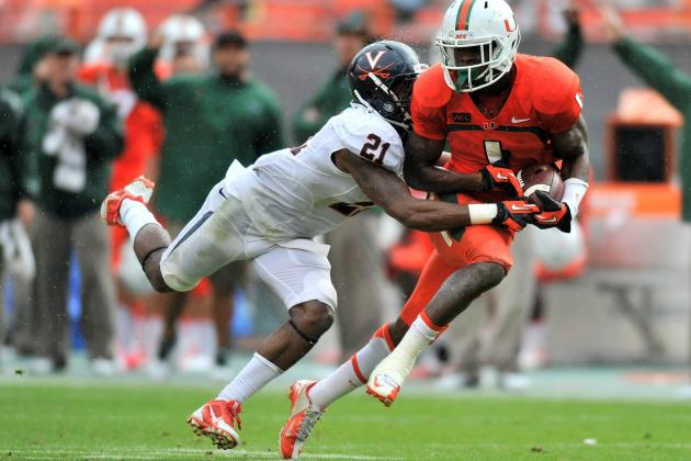 Miami Football: Key to Canes Finishing the Year with Some Momentum