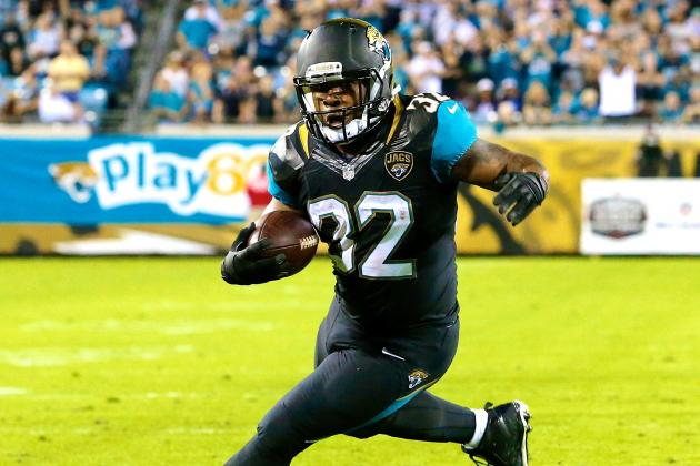 Maurice Jones-Drew Injury: Updates on Jaguars RB's Hamstring and Return