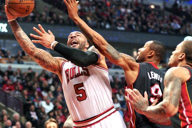Heat vs. Bulls: Live Score, Highlights and Reaction