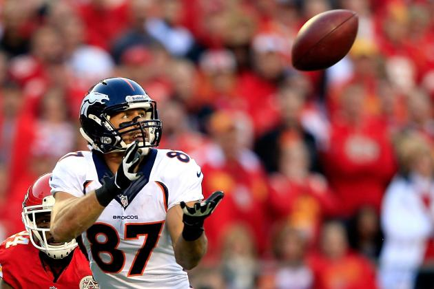 Fantasy Football: How Will Consistently Inconsistent Denver Broncos WRs Produce?