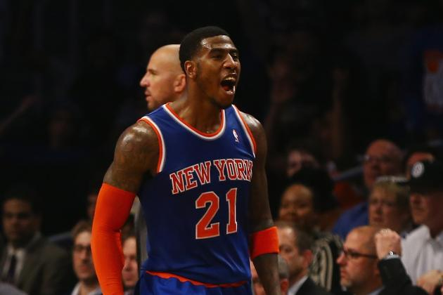 Maligned Iman Shumpert Finally Breaks out Against Woeful Nets