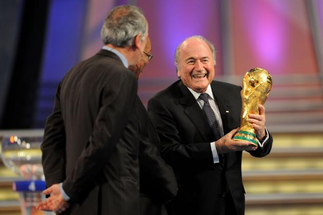 2014 World Cup Draw: Start Time, Live Stream and TV Info