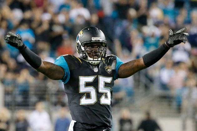 Big Win over Texans Proves Jaguars Are Far from NFL's Worst Team