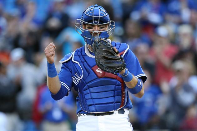 Source: Rangers Working on Arencibia Deal
